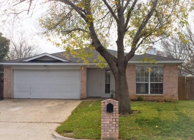 1821  Gainsborough Way, Fort Worth, TX 76134