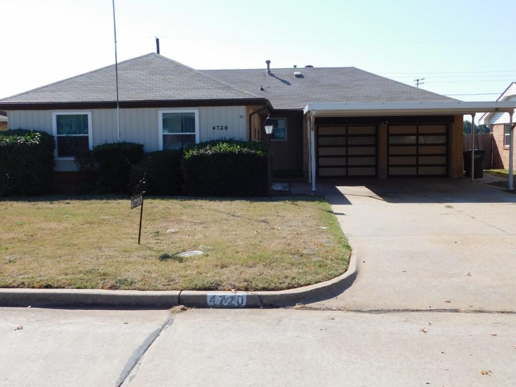 4720 Trapp, Del City, Oklahoma 73115