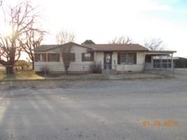 110 S. 10th, Eldorado, Oklahoma 73537