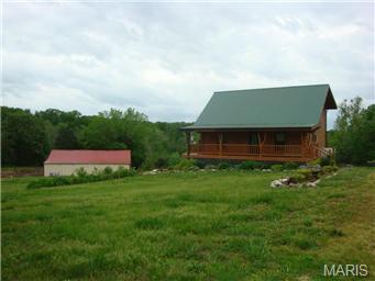 448 Dusty Ridge Way, Lonedell, Missouri 63060