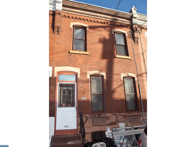 857 N. Ringgold Street, Philadelphia, Pennsylvania 19130