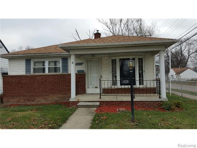 4721 Weddell, Dearborn Heights, Michigan 48125