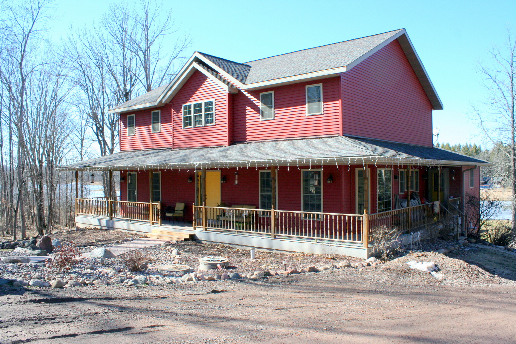N6555 Kaiser Road, Hawkins, Wisconsin 54530