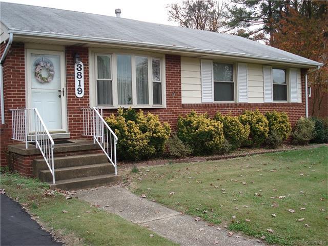 3819 West End Drive, Henrico, Virginia 23294