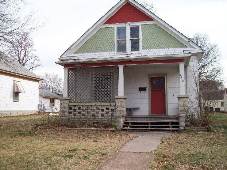 2618 Belmont Avenue, Parsons, Kansas 67357