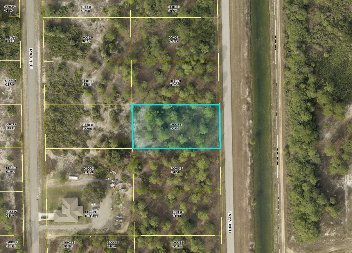 707 Hines Ave., Lehigh Acres, Florida 33972