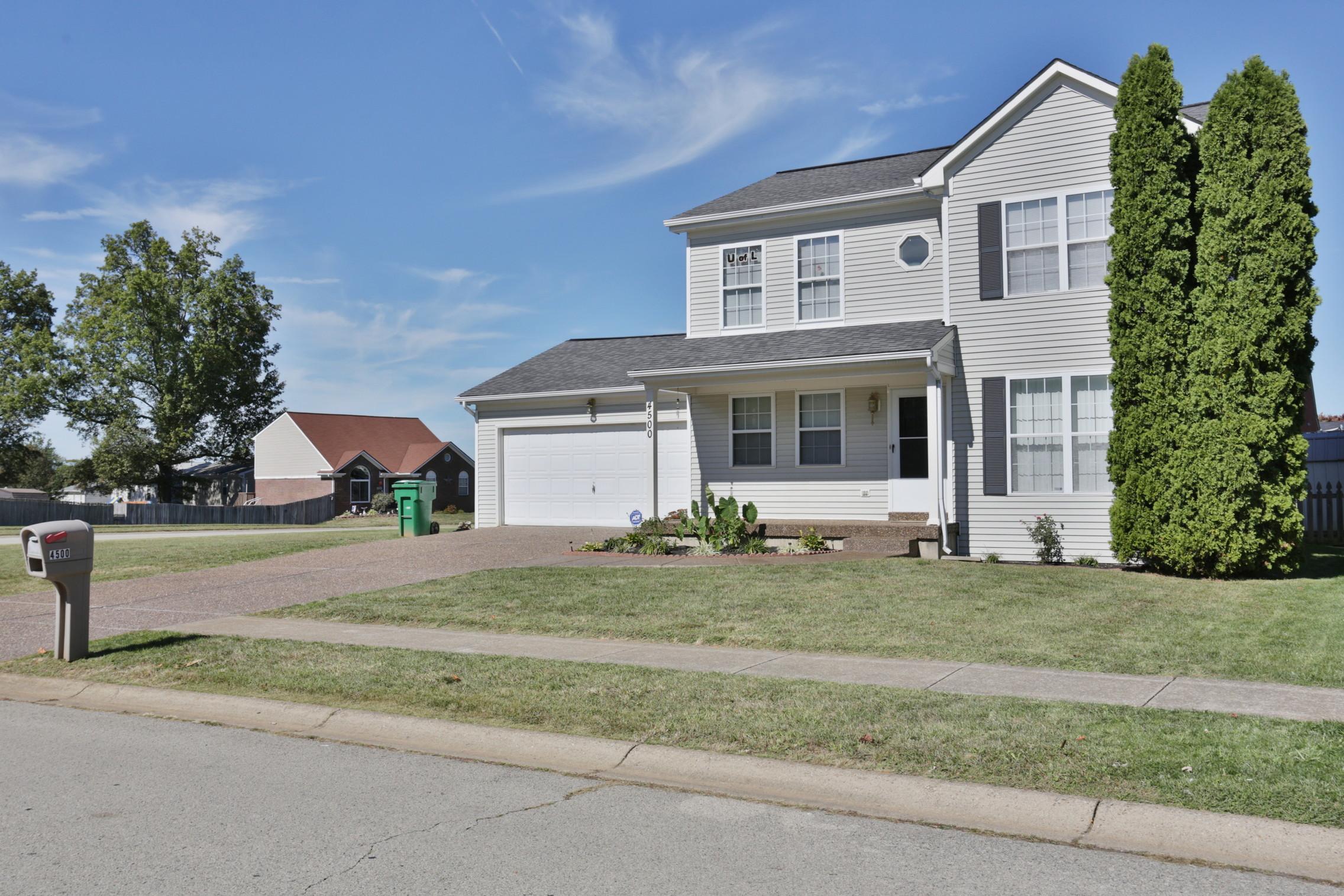 4500 Oak Pointe Drive, Louisville, Kentucky 40245