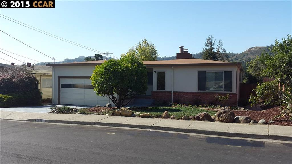 4118 Fariss Ln, El Sobrante, California 94803