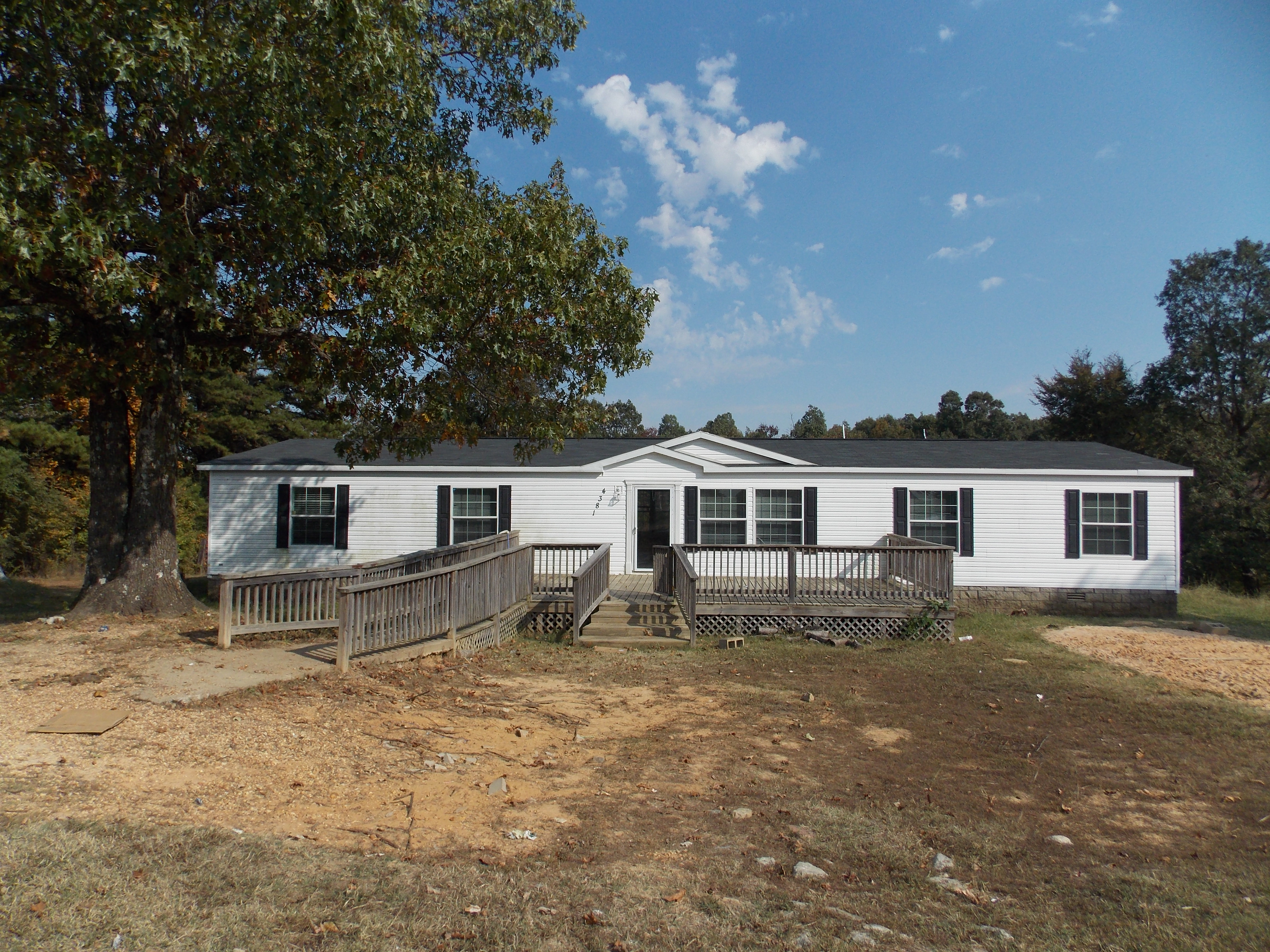 4381 GR 443 Road, Marmaduke, Arkansas 72443