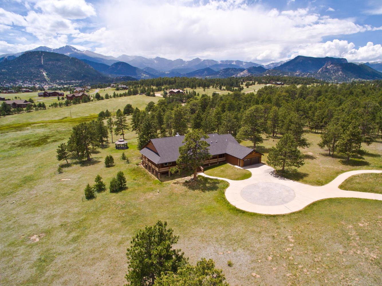 1732 Devils Gulch Rd, Estes Park, Colorado 80517