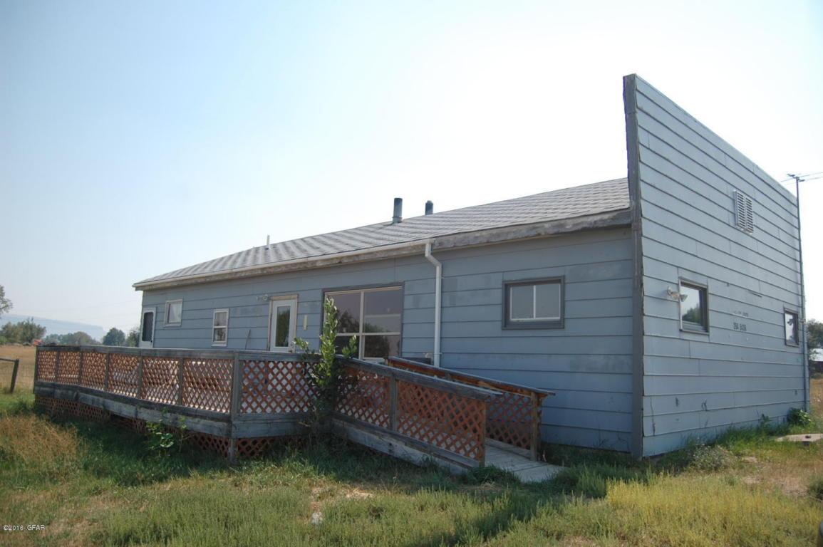 Lot 147, Fort Shaw, Montana 59443
