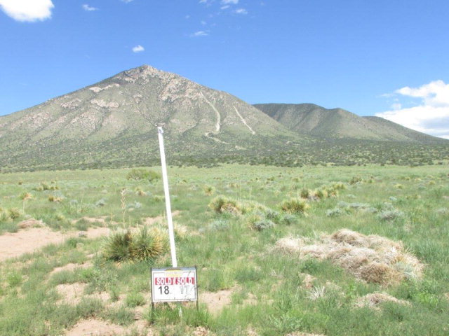 LOT 18 Via De Ciervo, Carrizozo, New Mexico 88301