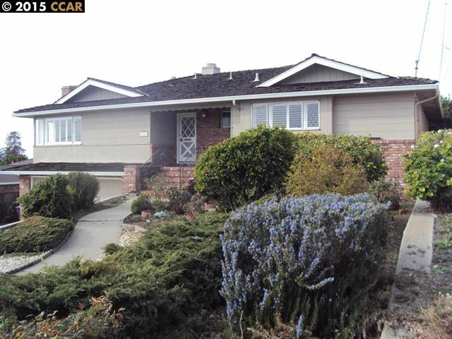 1326 Vista Grand Dr, San Leandro, CA 94577