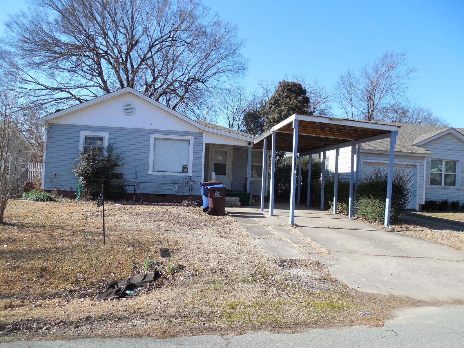 809 No. 45th St., Fort Smith, Arkansas 72903