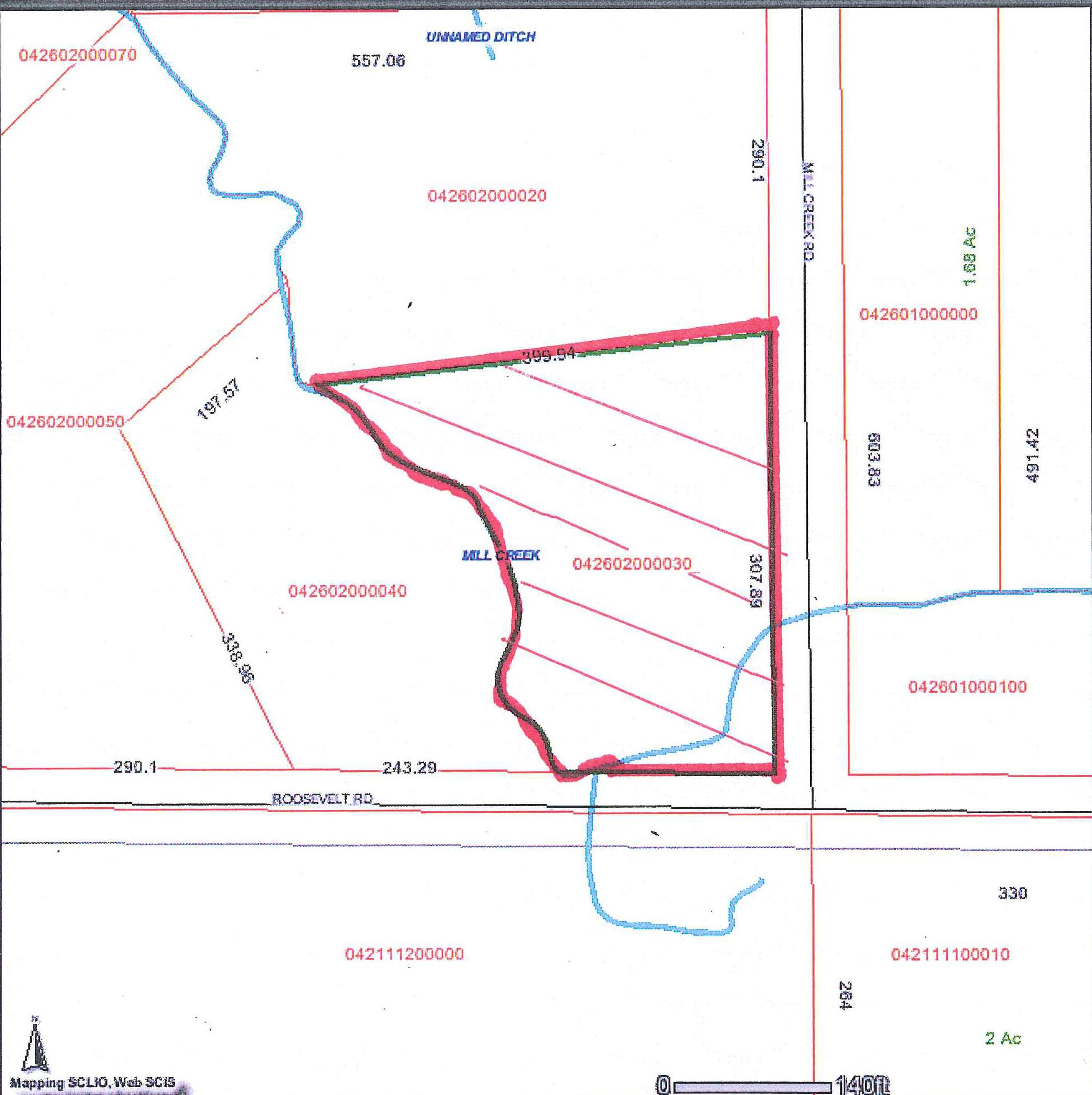 N6923 MILL CREEK RD 4, Bowler, Wisconsin 54416
