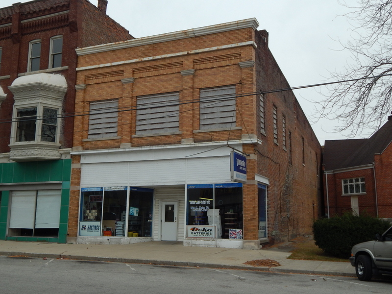 129 S. Main St., Montpelier, Indiana 47359
