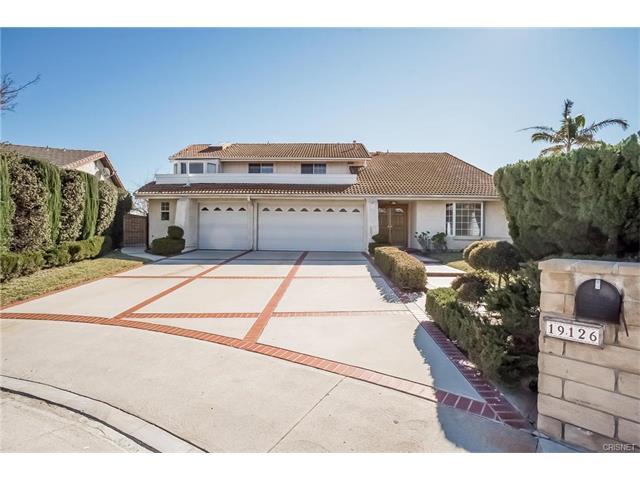 19126 Pala Mesa Pl, Northridge, California 91326
