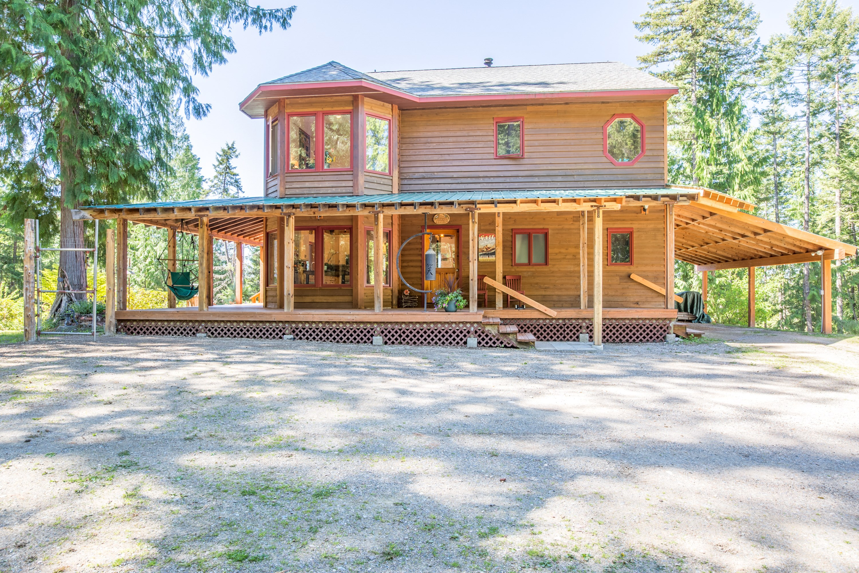 329 Old Maid Road, Bayview, Idaho 83803
