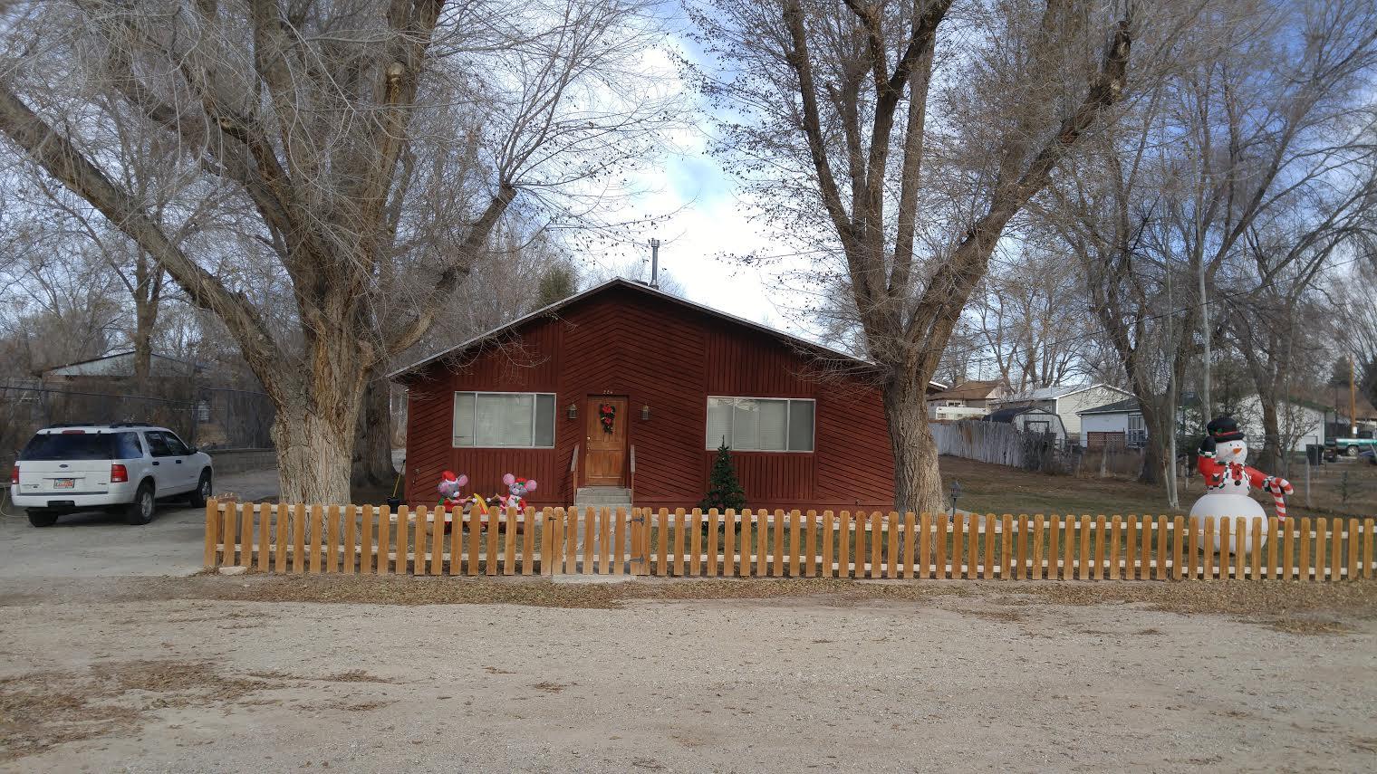 226 WEST 100 SOUTH, Gunnison, Utah 84634