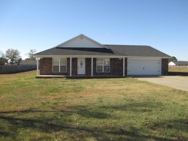 156 Marie Drive, Pottsville, Arkansas 72858