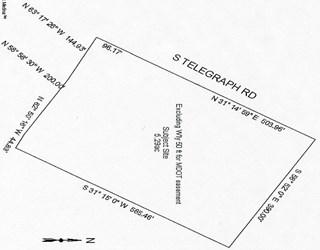 S. TELEGRAPH ROAD, Monroe, Michigan 48161