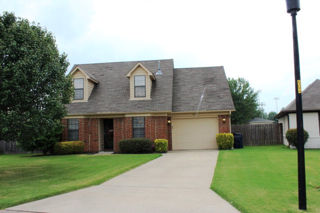 604 HICKORY HOLLOW, Marion, Arkansas 72364