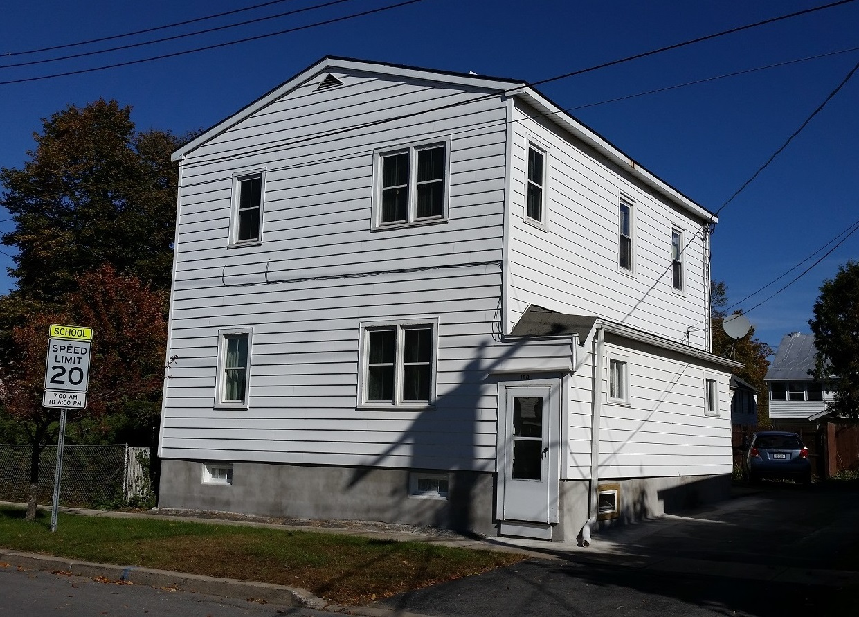 100 Champlain Street, Plattsburgh, New York 12901