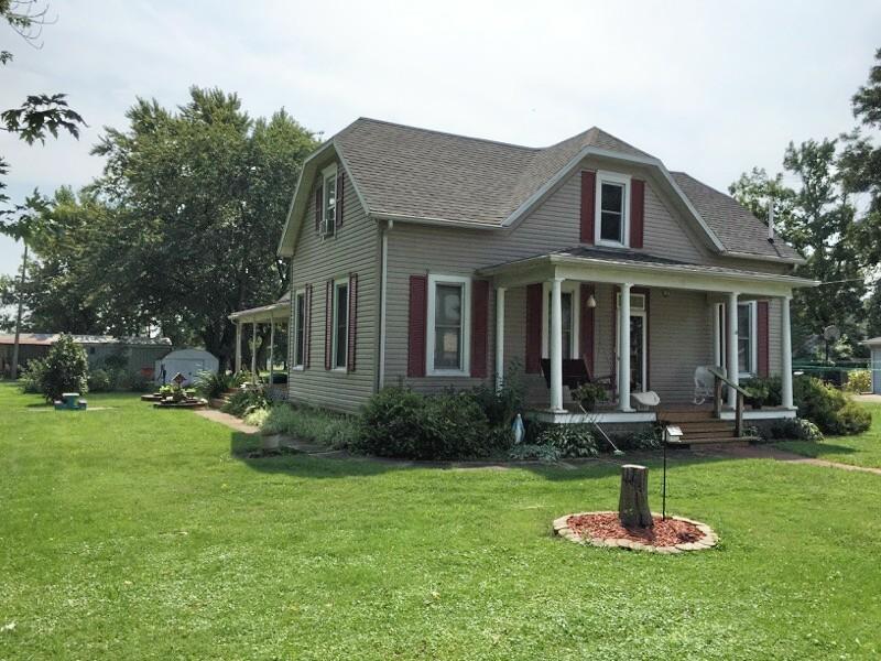 103 E Elm St, Dieterich, Illinois 62424