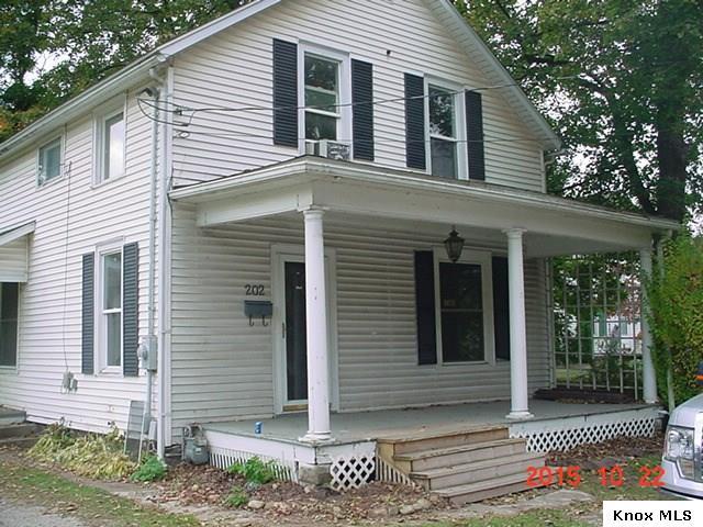 202 COSHOCTON RD, Mount Vernon, Ohio 43050