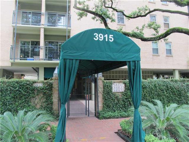 3915 St. Charles Avenue Unit 302, New Orleans, Louisiana 70115
