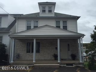 1338 Poplar St., Kulpmont, Pennsylvania 17834