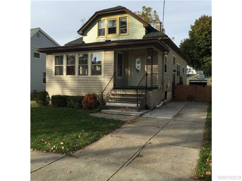 130 Mariemont Ave, Buffalo, New York 14220