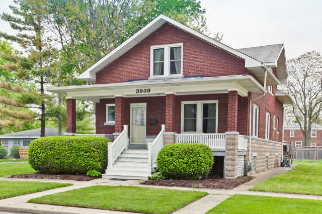 3939 Raymond, Brookfield, Illinois 60513
