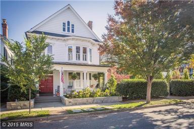 1107 Charles St., Fredericksburg, Virginia 22401