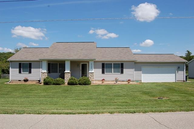 2549 Ragged Ridge Rd, Frankfort, Ohio 45628