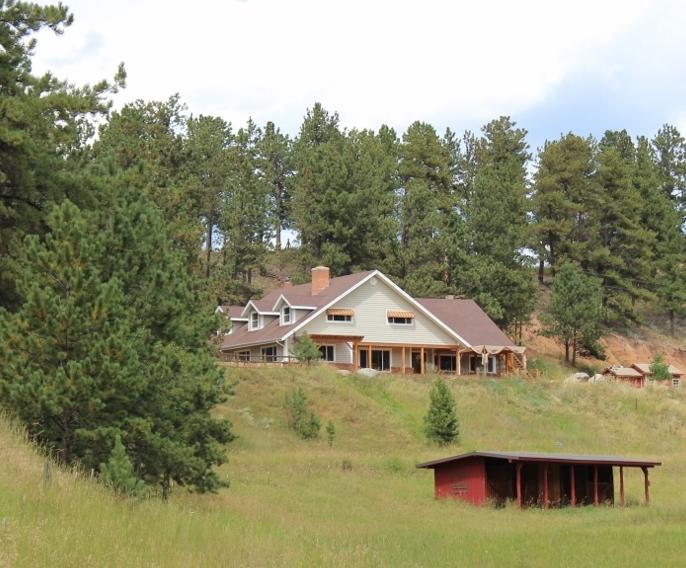 519 E. Lovell Gulch Rd., Woodland Park, Colorado 80863