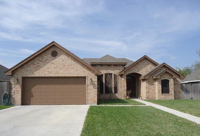 2515 Yellow Rose Drive, Edinburg, Texas 78539