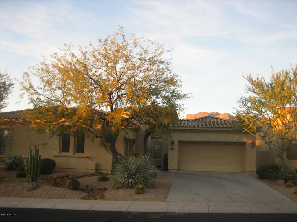 8542 E. Twisted Leaf Dr., Gold Canyon, Arizona 85118