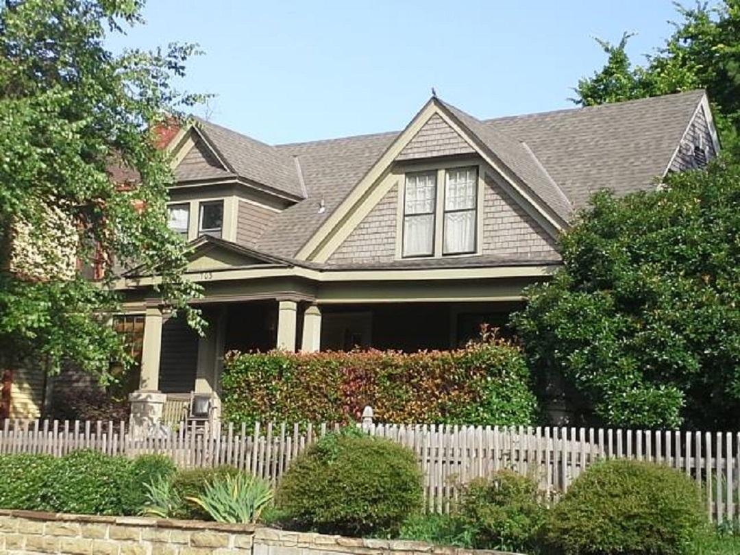 703 No. 6th St., Fort Smith, Arkansas 72901