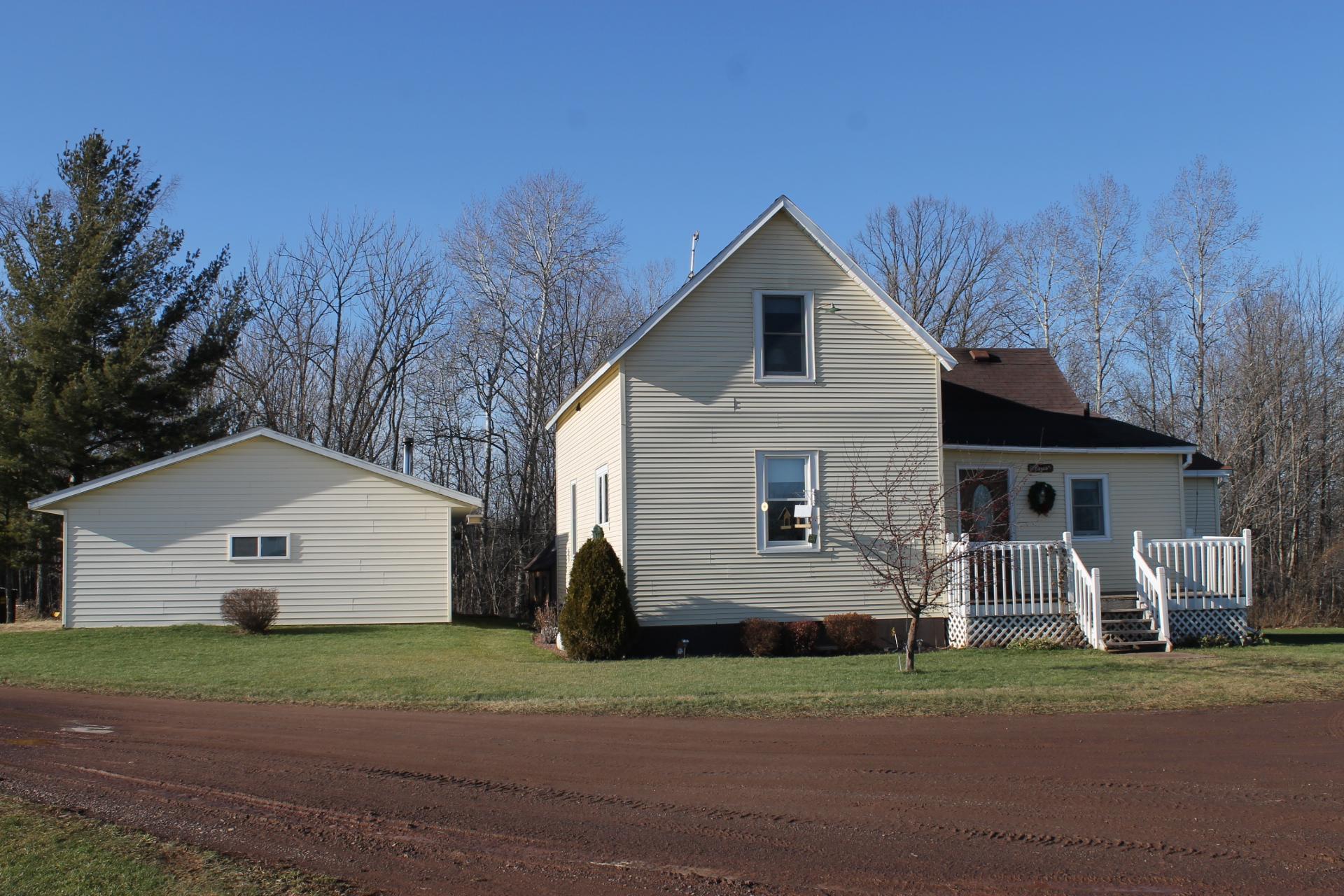 64346 County Road C, Marengo, Wisconsin 54855