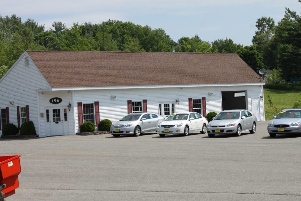 196 Wiscasset Road, Pittston, Maine 04345