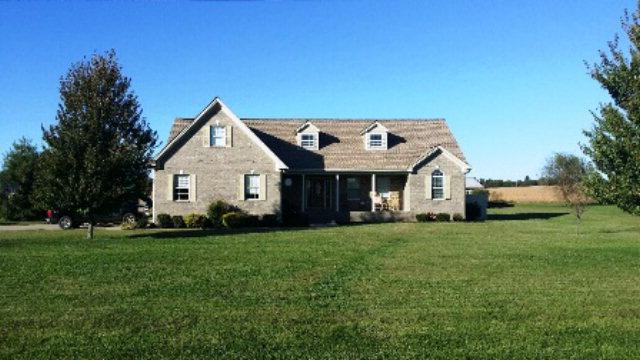 1412 Mason Lane, Pembroke, Kentucky 42266