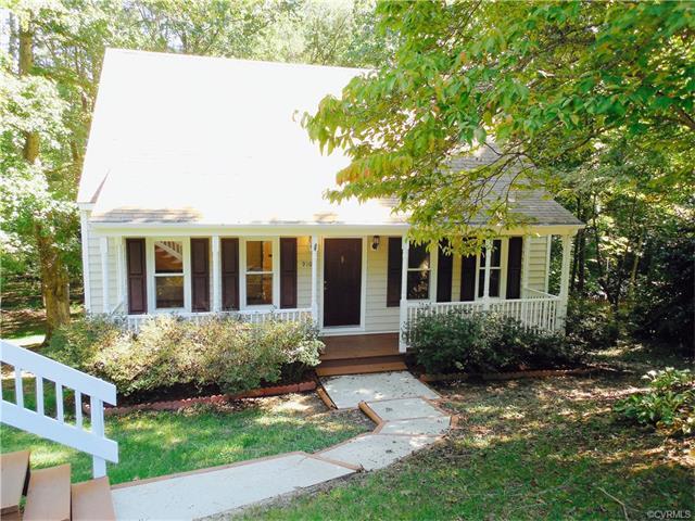 9100 Barnwell Circle, North Chesterfield, Virginia 23236