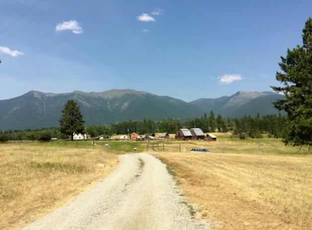 1850 WEST ROAD, Eureka, Montana 59930