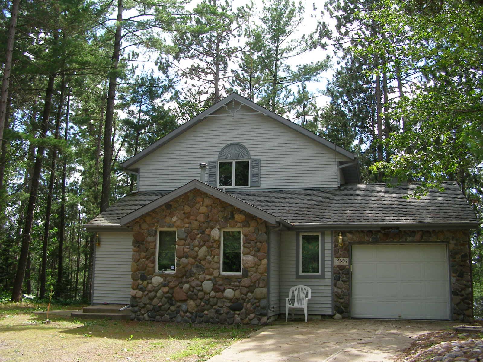 17597 E. Wheeler Lake Lane, Lakewood, Wisconsin 54138