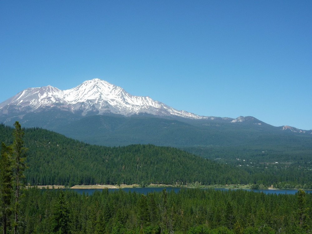 Mount Shasta California Mount Shasta California