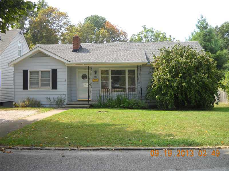 230 Hillsdale, Greencastle, Indiana 46135