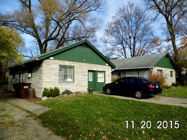 208 & 208 1/2 W Chestnut Street, Oxford, Ohio 45056