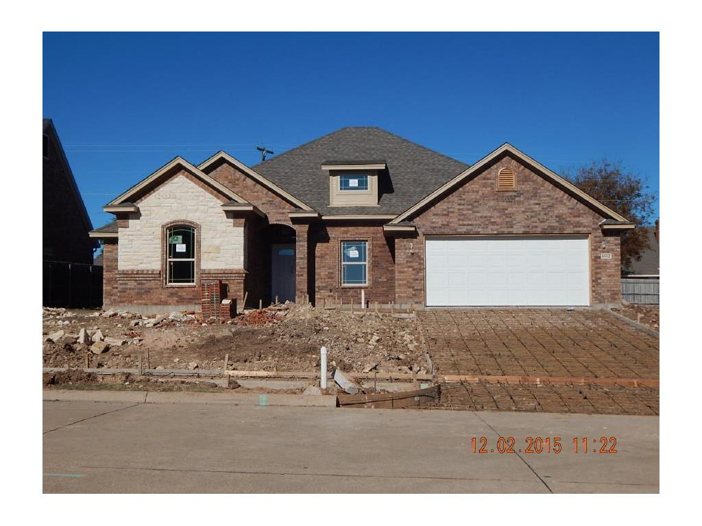 1612 Belle Plain, Cleburne, Texas 76033