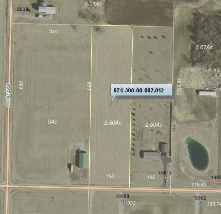 County Road H-50, Stryker, Ohio 43557